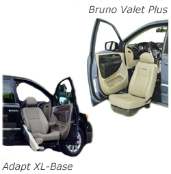 Vehicle Turning Seats
