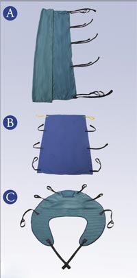 Barton Medical Ceiling Lift Slings