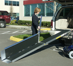 EZ Access Multi-fold Wheelchair Ramp
