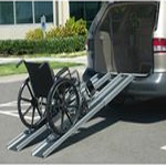EZ Access Track Style Wheelchair Ramps