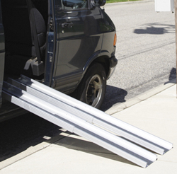 Wheelchair Channel Ramp