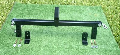 Handiback Trailer Hitch adapter image
