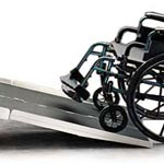 Invacare Folding Wheelchair Ramp