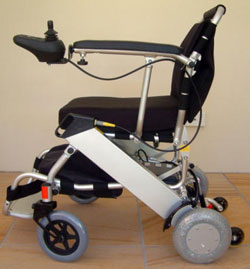 Portashopper Power Wheelchair