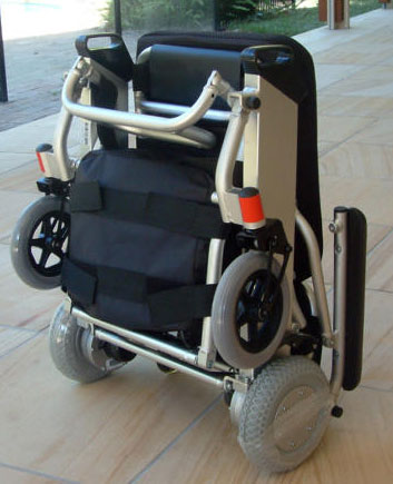 Portashopper wheelchair image 2