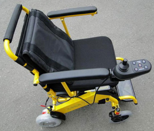 Portashopper wheelchair image 3