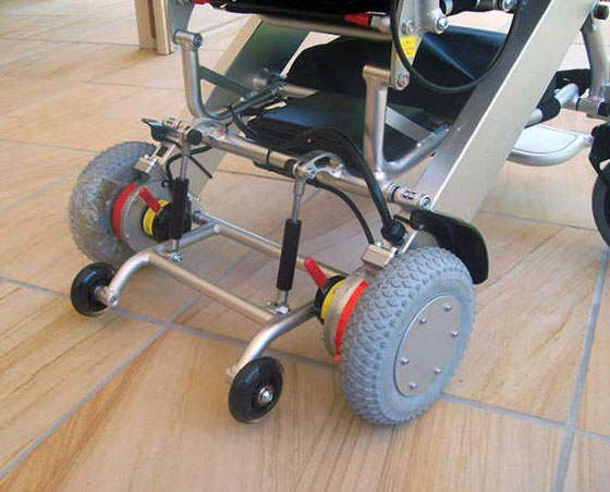 Portashopper wheelchair image 5