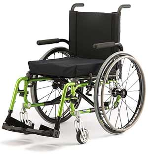 Invacare Prospin Wheelchair