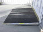 PVI Bariatric Multi-fold Wheelchair Ramp