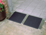 PVI Wheelchair Threshold Ramp