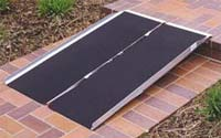 Portable Suitcase Ramps