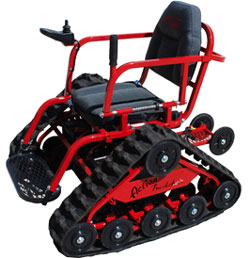 Action All Terrain Trackchair