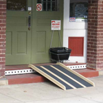 Travelramp Fibreglass Wheelchair Ramp