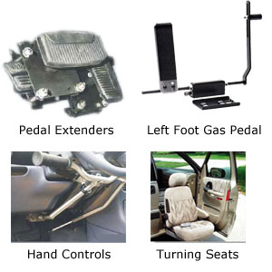 Vehicle products