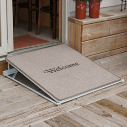Welcome Mat Ramp Image
