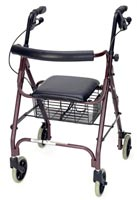 Wheeled Indoor Walker