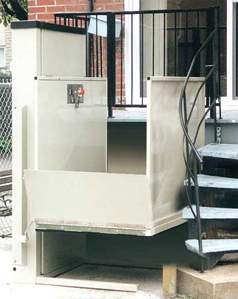 Porch Lift Fact Sheet