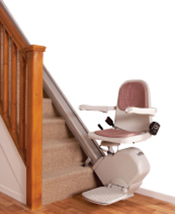 Stair Lift Configurations on