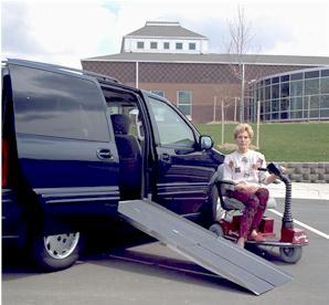 Wheelchair Van Ramp Information