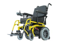 Power wheelchair image