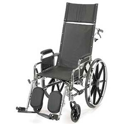 Sunrise Breezy EC 4000R Recliner Wheelchair  sc 1 st  Mobility Basics & Reclining Manual Wheelchairs islam-shia.org