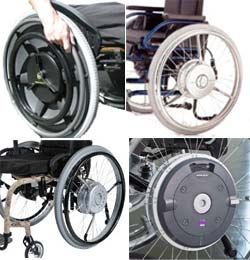 Propulsion Aides For Manual Wheelchairs